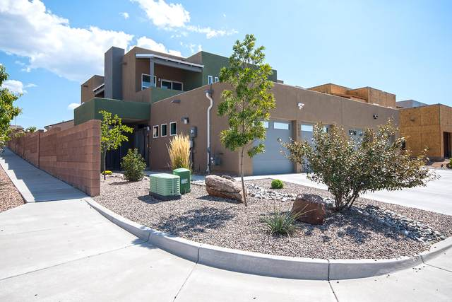 1600 Gulfstream Drive SE, Albuquerque, NM 87123 (MLS #966410) :: The Buchman Group
