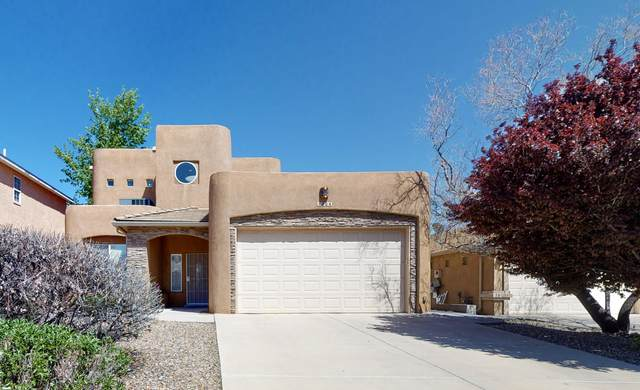 1204 Tecolote Way SE, Rio Rancho, NM 87124 (MLS #966519) :: Campbell & Campbell Real Estate Services