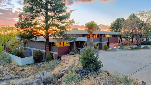 1313 Stagecoach Road SE, Albuquerque, NM 87123 (MLS #966573) :: The Buchman Group
