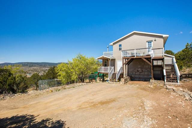 61 Sunny Dale Road, Edgewood, NM 87015 (MLS #966663) :: Campbell & Campbell Real Estate Services