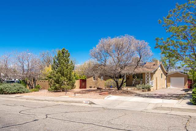 310 Aliso Drive SE, Albuquerque, NM 87108 (MLS #966710) :: The Buchman Group