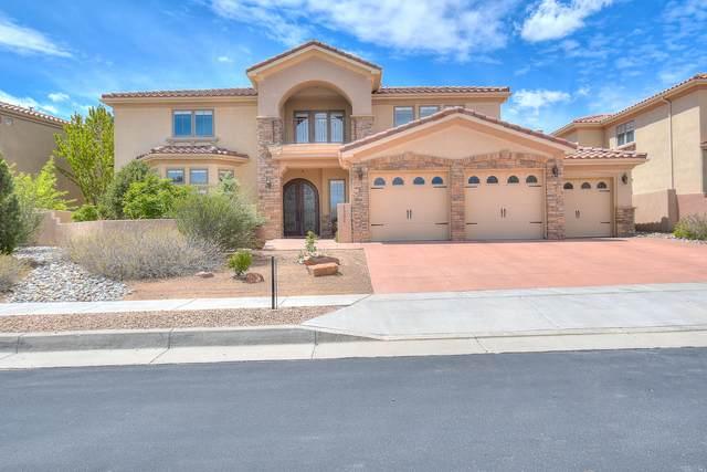 4501 Atherton Way NW, Albuquerque, NM 87120 (MLS #966720) :: The Buchman Group
