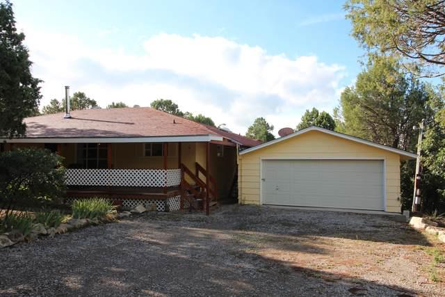 17 Cardinal Drive, Tijeras, NM 87059 (MLS #966801) :: The Buchman Group