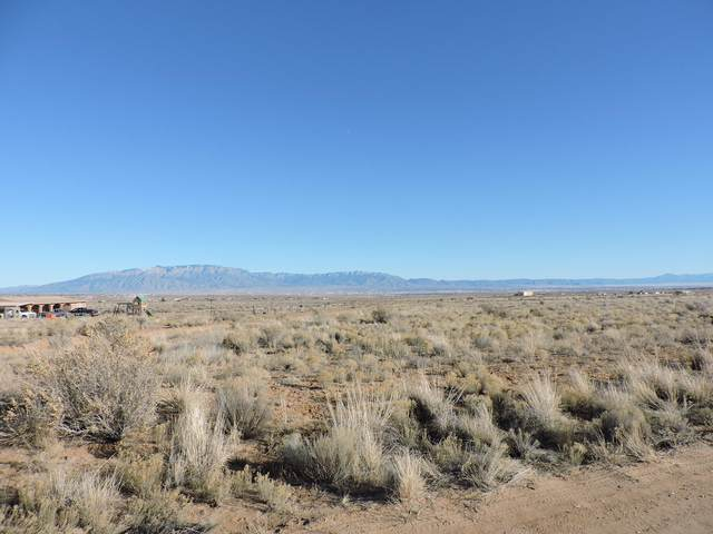 0 22nd (Block:4, Lot:22 Unit:4), Rio Rancho, NM 87144 (MLS #966819) :: Campbell & Campbell Real Estate Services