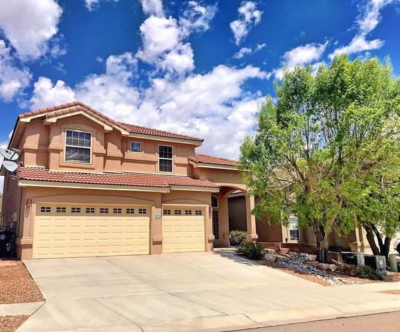 4709 New Cave Road NW, Albuquerque, NM 87114 (MLS #966830) :: The Buchman Group