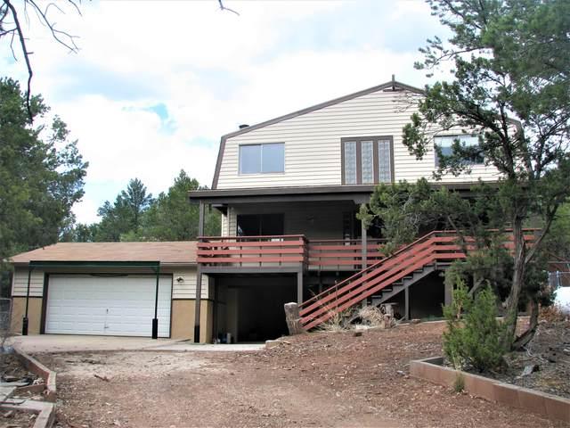 1130 San Diego Loop, Jemez Springs, NM 87025 (MLS #966837) :: The Buchman Group