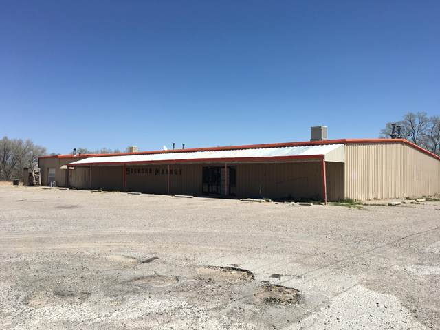 320 Williams Avenue, Estancia, NM 87016 (MLS #966850) :: The Buchman Group