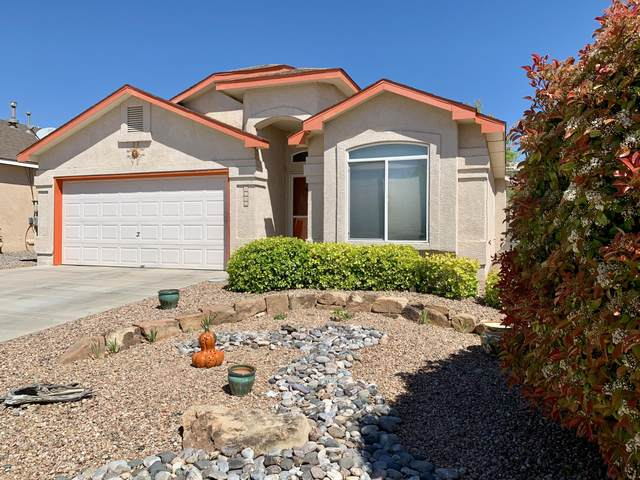 4533 Aguila Road SE, Rio Rancho, NM 87124 (MLS #966881) :: Campbell & Campbell Real Estate Services