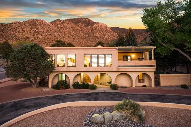 13510 Sunset Canyon Drive NE, Albuquerque, NM 87111 (MLS #966917) :: The Buchman Group