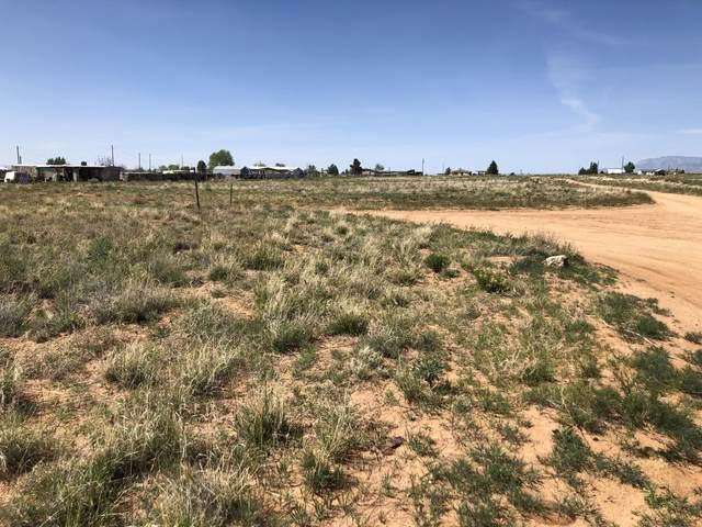 Tract 1 Mayo Loop, Los Lunas, NM 87031 (MLS #966951) :: The Buchman Group