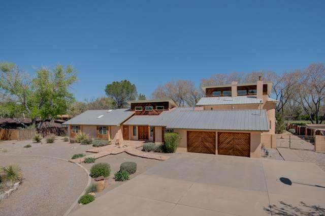 1003 Stuart Road NW, Albuquerque, NM 87114 (MLS #967035) :: Campbell & Campbell Real Estate Services