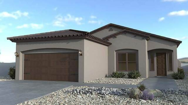 4022 Mountain Trail NE, Rio Rancho, NM 87144 (MLS #967053) :: The Buchman Group