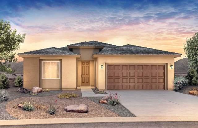 2928 Kings Canyon Loop NE, Rio Rancho, NM 87144 (MLS #967060) :: The Buchman Group
