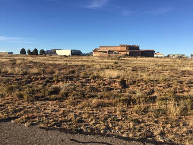 9 Mountain View Place, Edgewood, NM 87015 (MLS #967158) :: The Buchman Group