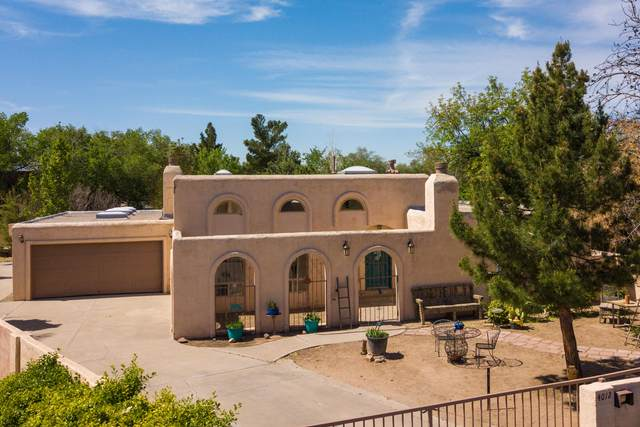 4012 Amy Kay Court NW, Albuquerque, NM 87107 (MLS #967176) :: The Buchman Group