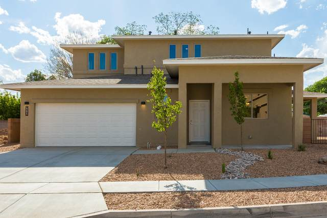 505 Whitten Trail SW, Albuquerque, NM 87105 (MLS #967190) :: The Buchman Group