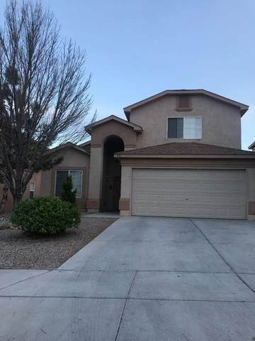 516 Soothing Meadows Drive NE, Rio Rancho, NM 87144 (MLS #967194) :: Berkshire Hathaway HomeServices Santa Fe Real Estate