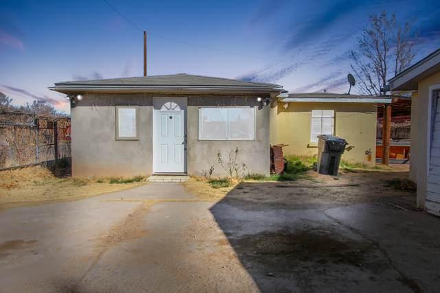 2604 Ramirez Road SW, Albuquerque, NM 87105 (MLS #967277) :: The Buchman Group