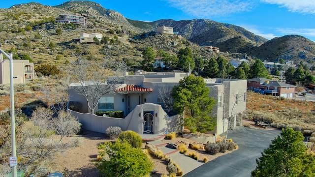 4900 Cresta Del Sur Court NE, Albuquerque, NM 87111 (MLS #967330) :: The Buchman Group