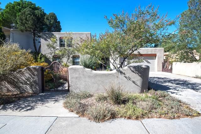 1401 Morningside Drive NE, Albuquerque, NM 87110 (MLS #967388) :: The Buchman Group