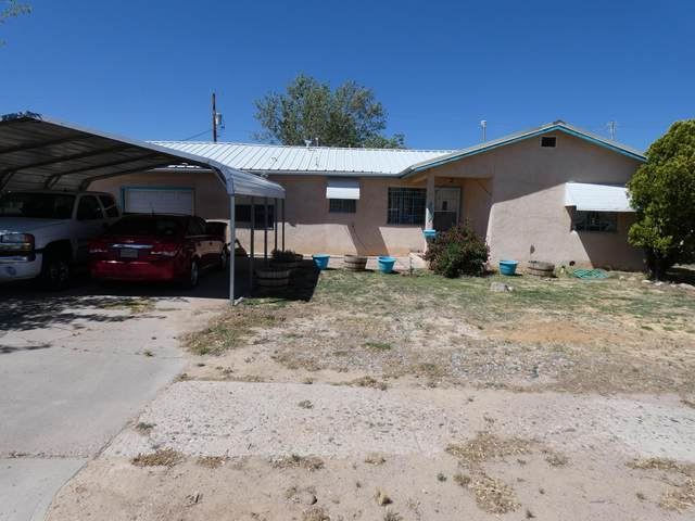1008 W Castillo Avenue, Belen, NM 87002 (MLS #967475) :: Campbell & Campbell Real Estate Services