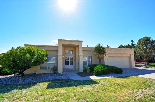 1705 Antonio Drive NE, Albuquerque, NM 87112 (MLS #967503) :: Campbell & Campbell Real Estate Services