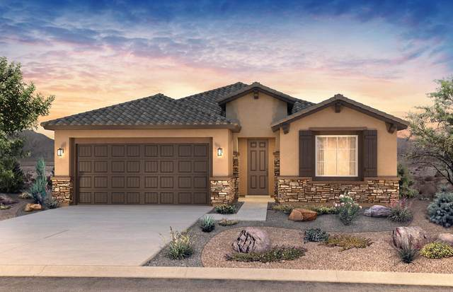 2005 Burrowing Owl Street SE, Albuquerque, NM 87123 (MLS #967537) :: The Buchman Group