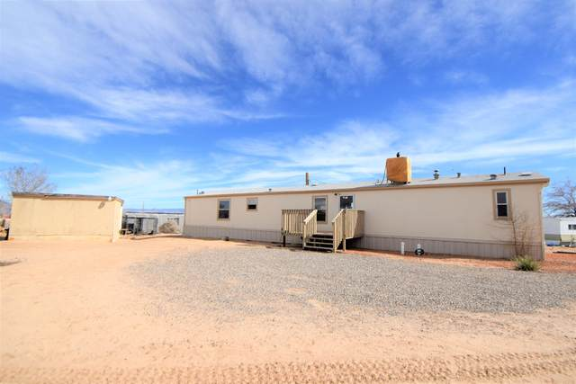5703 Lizard Lane SW, Albuquerque, NM 87121 (MLS #967576) :: The Buchman Group