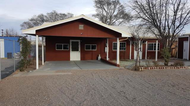 314 Grant Street, Socorro, NM 87801 (MLS #967625) :: The Buchman Group
