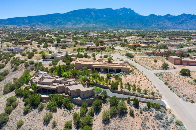 6 Anasazi Trails Loop, Placitas, NM 87043 (MLS #967649) :: The Buchman Group