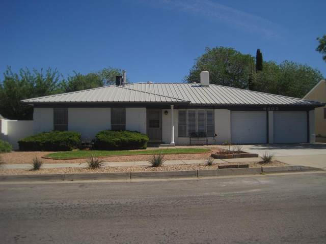 6605 Hensch Avenue NE, Albuquerque, NM 87109 (MLS #967717) :: Campbell & Campbell Real Estate Services