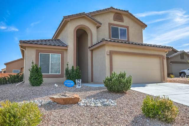 1201 San Luis Street, Bernalillo, NM 87004 (MLS #967760) :: Campbell & Campbell Real Estate Services