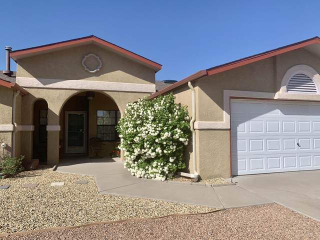 4910 El Higo Court SE, Rio Rancho, NM 87124 (MLS #967780) :: The Buchman Group