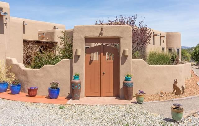 4 Vista De Jemez, Sandia Park, NM 87047 (MLS #967821) :: Campbell & Campbell Real Estate Services