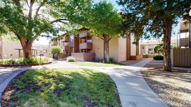3837 Montgomery Boulevard NE #626, Albuquerque, NM 87109 (MLS #967839) :: The Buchman Group