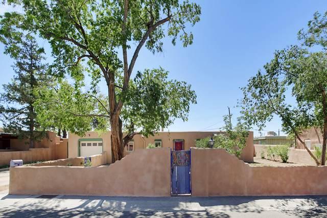 914 Rio Vista Circle SW, Albuquerque, NM 87105 (MLS #967860) :: The Buchman Group