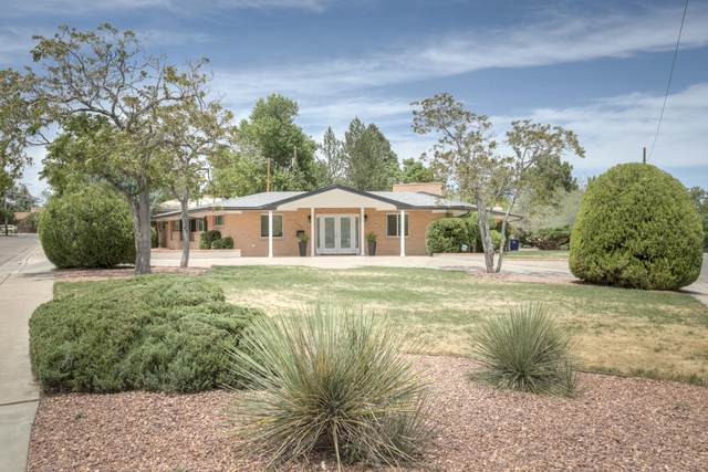 606 Loma Linda Place SE, Albuquerque, NM 87108 (MLS #967880) :: Campbell & Campbell Real Estate Services