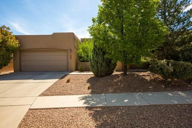 4708 Marbella Drive NW, Albuquerque, NM 87120 (MLS #967894) :: The Buchman Group