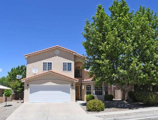 6601 Sonrisa Place NE, Albuquerque, NM 87113 (MLS #967931) :: Campbell & Campbell Real Estate Services