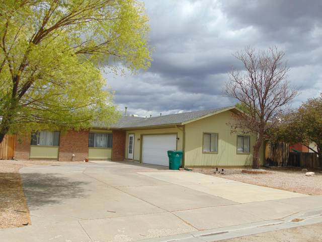 1228 Clovis Avenue, Grants, NM 87020 (MLS #967953) :: Campbell & Campbell Real Estate Services