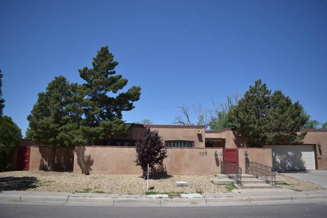 923 Hermosa Drive SE, Albuquerque, NM 87108 (MLS #967958) :: Campbell & Campbell Real Estate Services