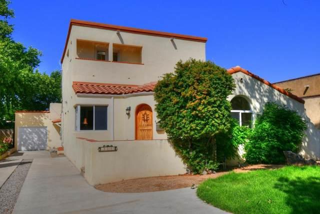 1622 Los Alamos Avenue SW, Albuquerque, NM 87104 (MLS #967970) :: The Buchman Group