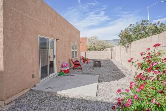11712 Terra Bonita Way SE, Albuquerque, NM 87123 (MLS #967973) :: The Buchman Group