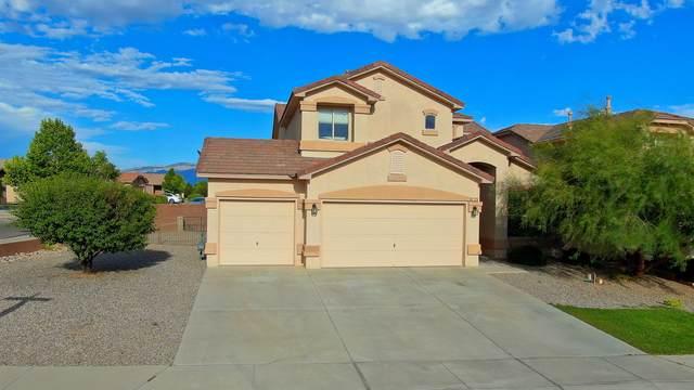 2129 Vista De Colinas Drive SE, Rio Rancho, NM 87124 (MLS #967997) :: Campbell & Campbell Real Estate Services