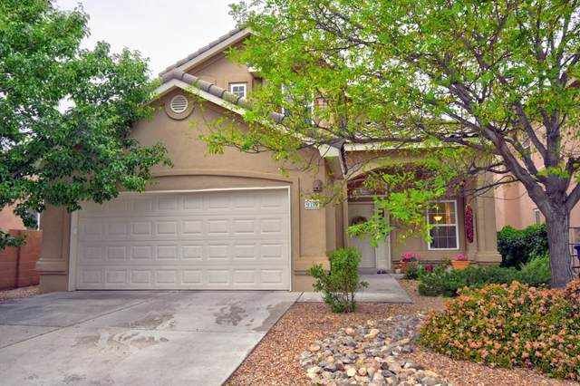 9119 Silverwood Drive NE, Albuquerque, NM 87113 (MLS #968017) :: Campbell & Campbell Real Estate Services