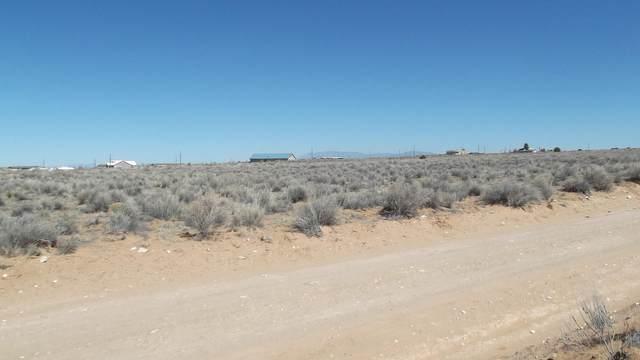 Lopez Road Road SW, Los Lunas, NM 87031 (MLS #968060) :: Berkshire Hathaway HomeServices Santa Fe Real Estate