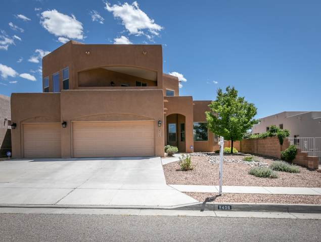 8408 Rising Star Place NE, Albuquerque, NM 87122 (MLS #968123) :: Campbell & Campbell Real Estate Services