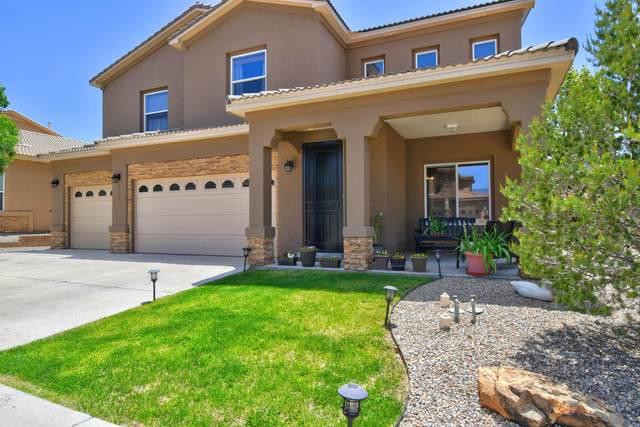 1823 Cam Fella Street SE, Albuquerque, NM 87123 (MLS #968132) :: The Buchman Group