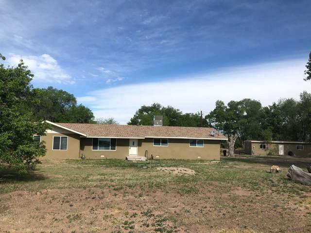 1209 Gabaldon Road, Belen, NM 87002 (MLS #968144) :: Campbell & Campbell Real Estate Services