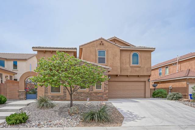 7404 Shaheen Court NE, Albuquerque, NM 87113 (MLS #968150) :: Campbell & Campbell Real Estate Services